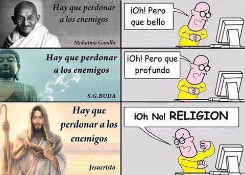 Los memes de Jesús