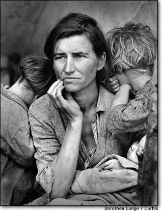 La Gran Depresión del 29
